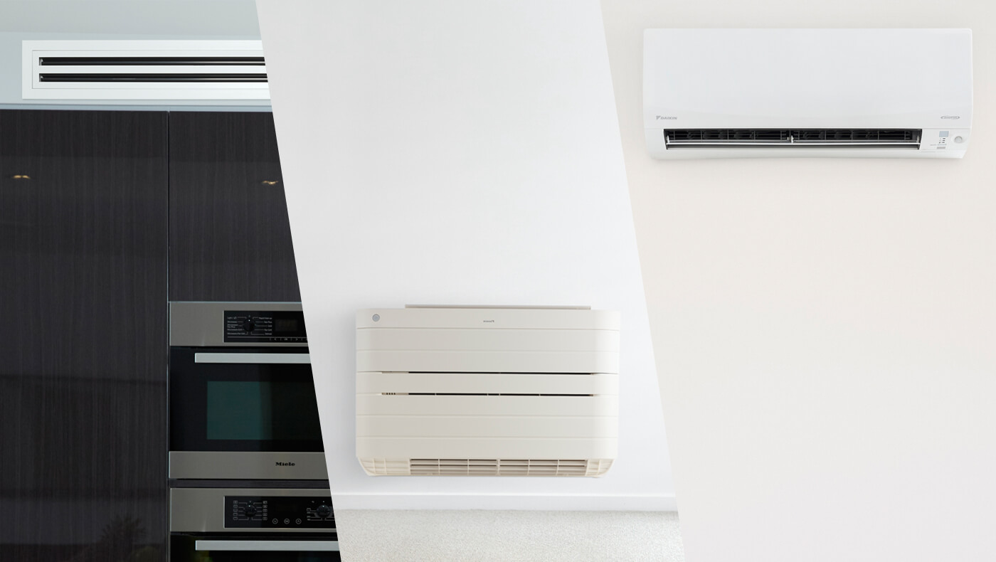 Choosing the right type of heat pump for your place
