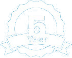 5 Year Logo Transparent